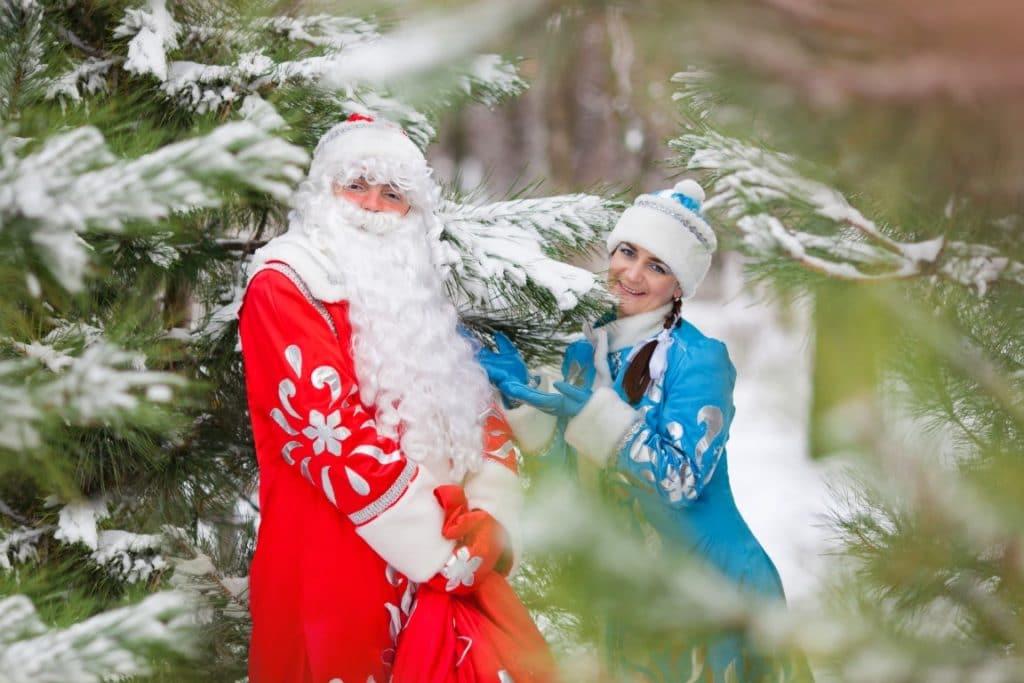 Ded Moroz -סבא כפתור