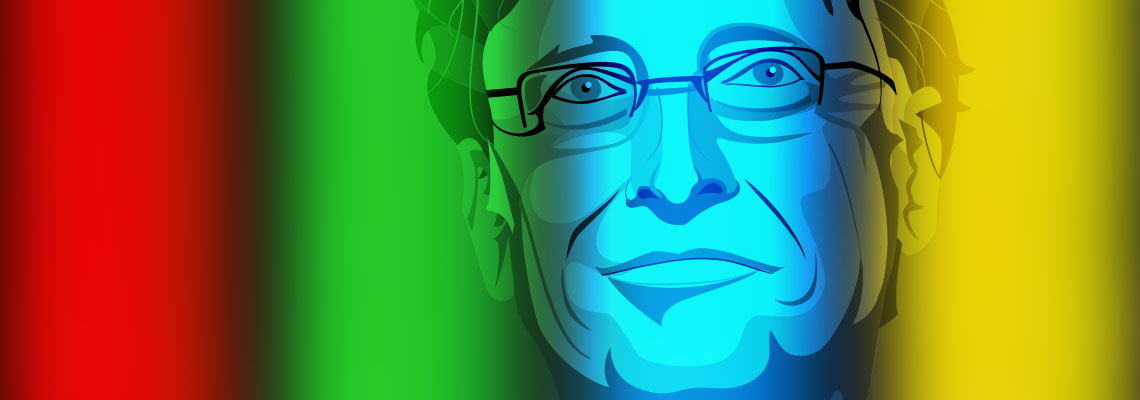 Bill Gates Cover Picture