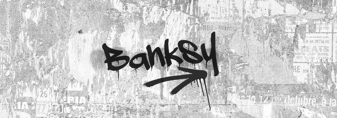 תמונה ראשית - אמן הגרפיטי בנקסי